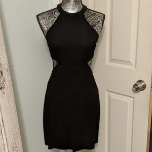NWT Urban Outfitters cut out dress